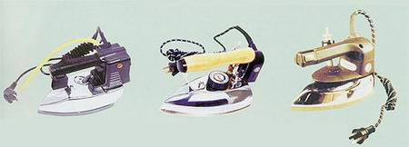 Steam Iron & Shoe