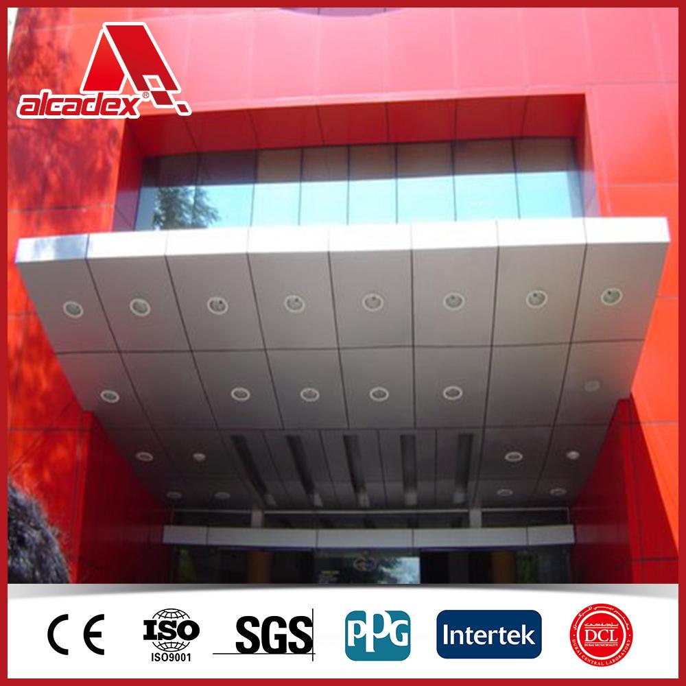 Alcadex Exterior Aluminum Composite Panel ACP Manufacturer