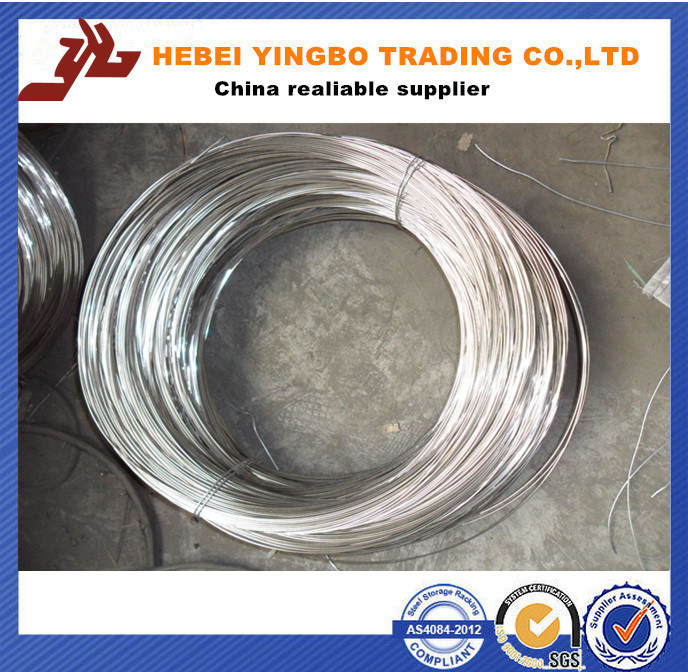 2.2mm Electro Galvanized Iron Wire (ISO)
