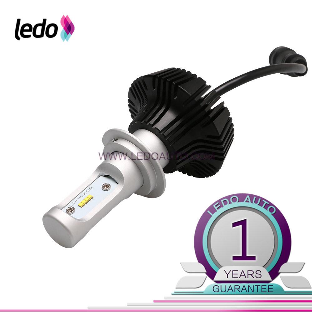 4000lm H7 Bulb Canbus Philips Car Auto LED Headlamp - Car Rear Light ...