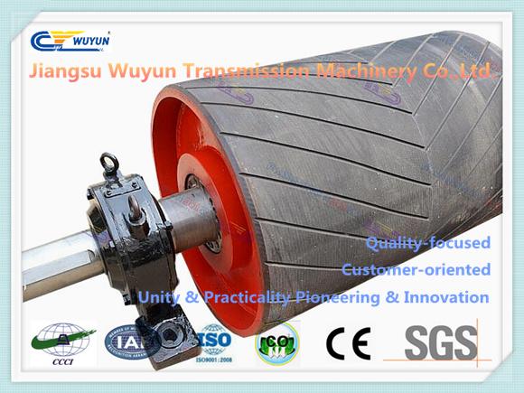 Dtii Belt Conveyor Driving Pulley Drum Steel Roller Conveyor