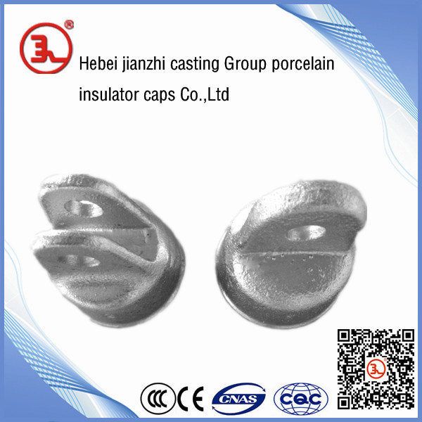 Malleable/Ductile Iron Clevis and Tongue Porcelain Insulator