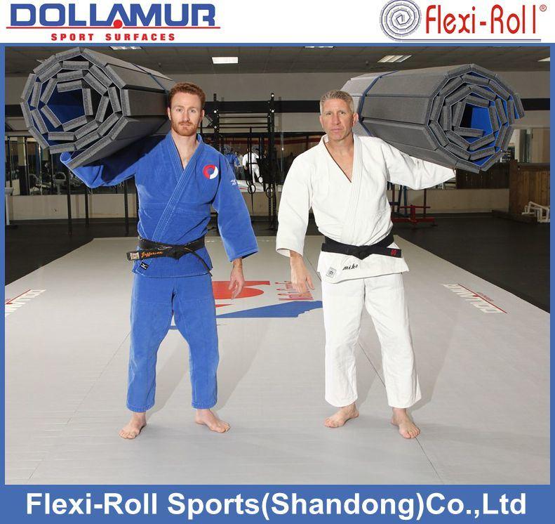 Dollamur Flexi Roll Tatami Judo MMA Mat / Brazilian Jiu