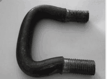 U Bolt with Unirregular for Fastener