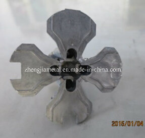 Aluminum Die Casting Fan Impeller Accessories