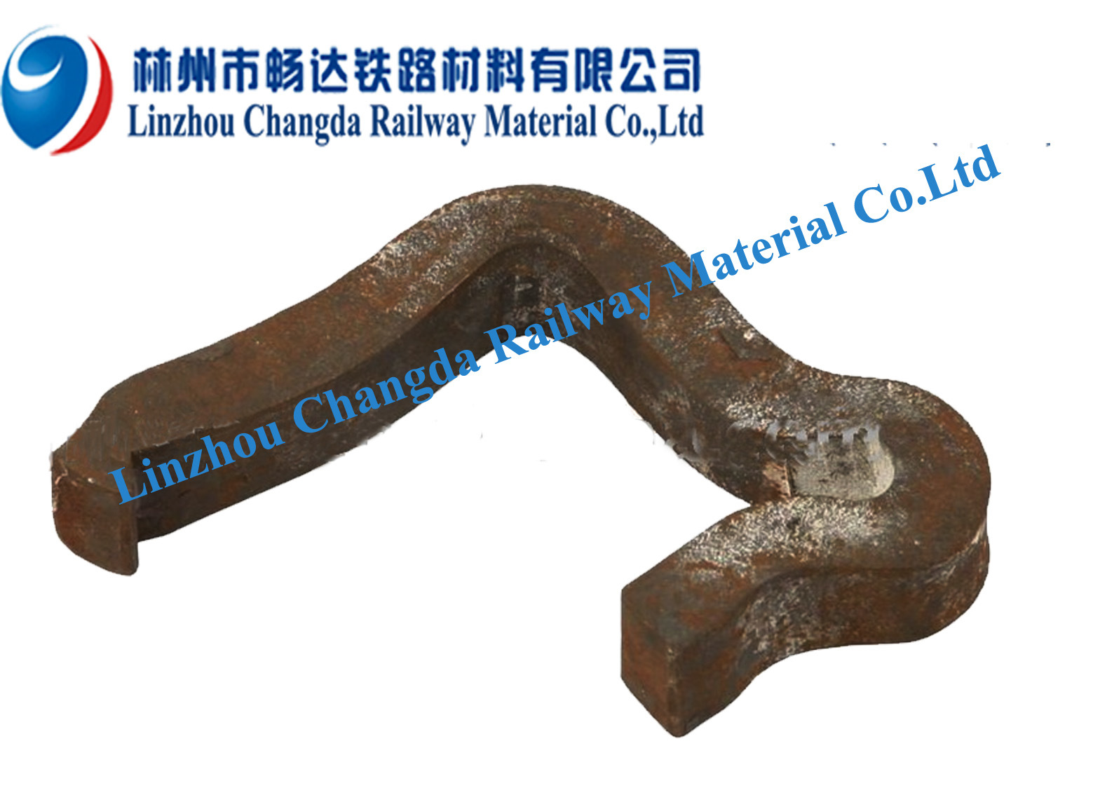 Track Material 85LB, 50Kg, 90LB, 115Re, 113 Re Rail Anchor Manufacturer