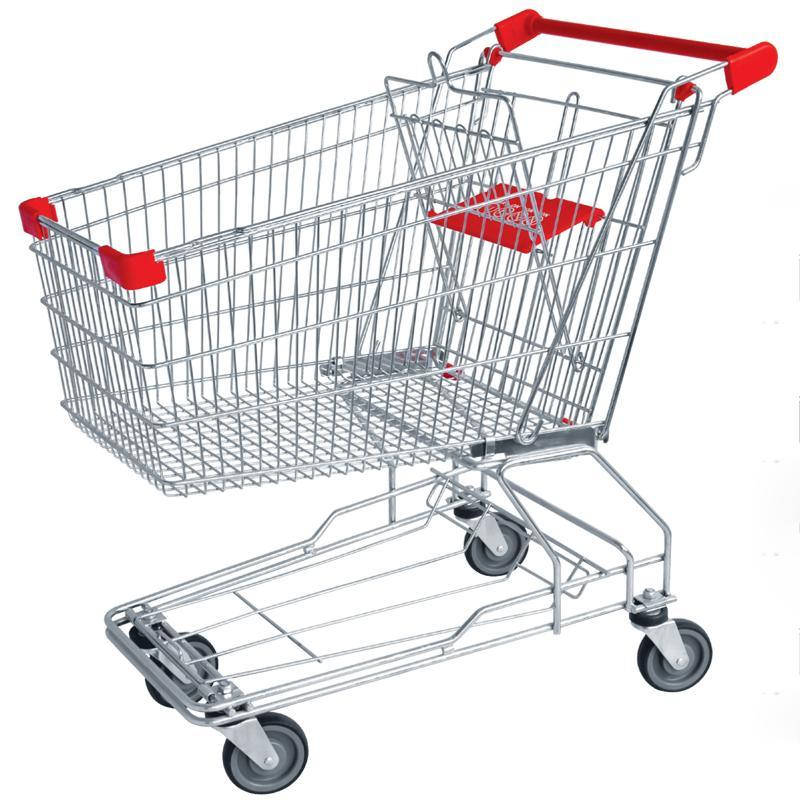 Supermarket Shop Cart with Hiah Quality