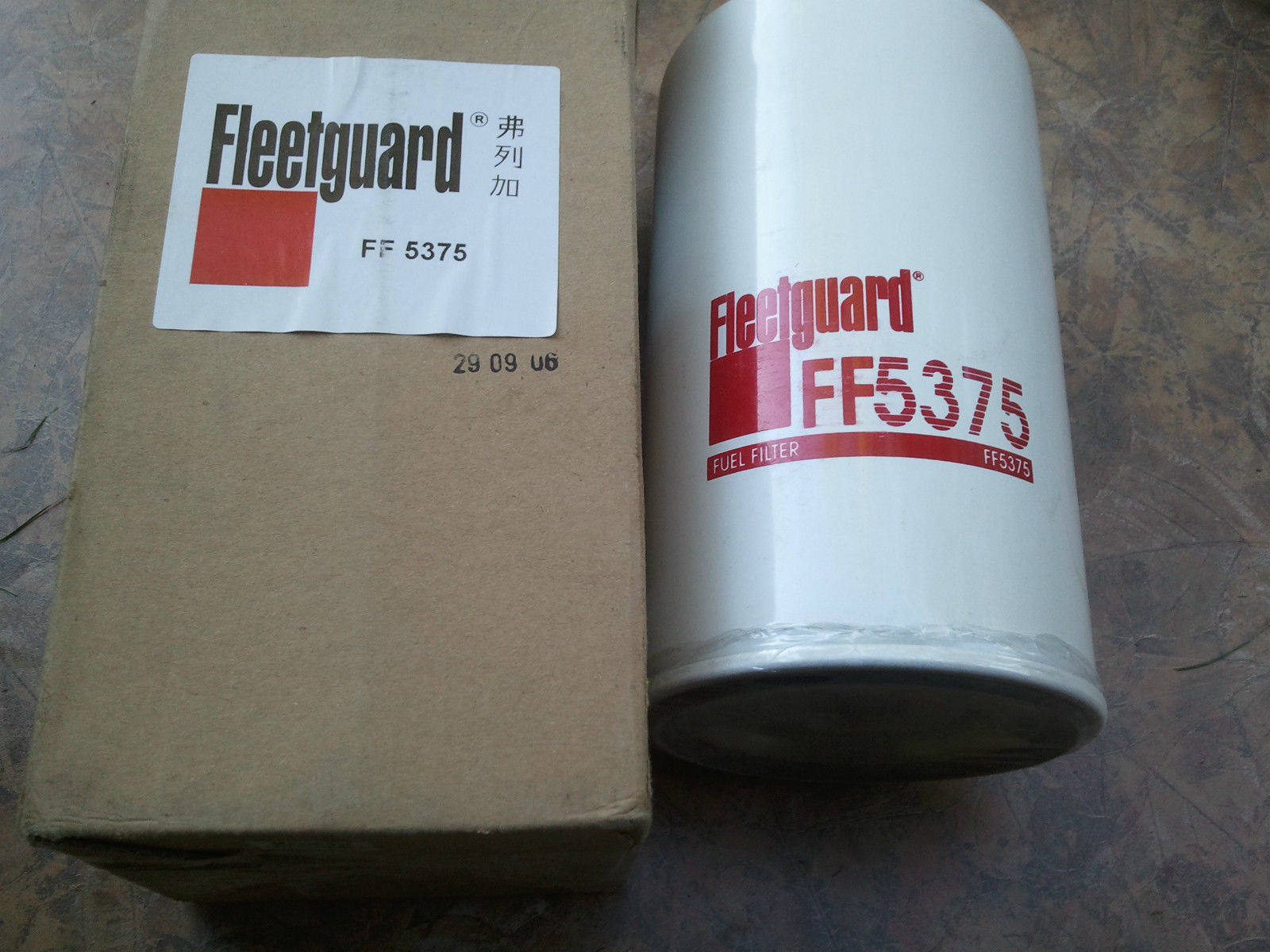 Fleetguard Fuel Filter Ff5375 Ref Mft7290 Me 150631 150631c Filters For Diesel