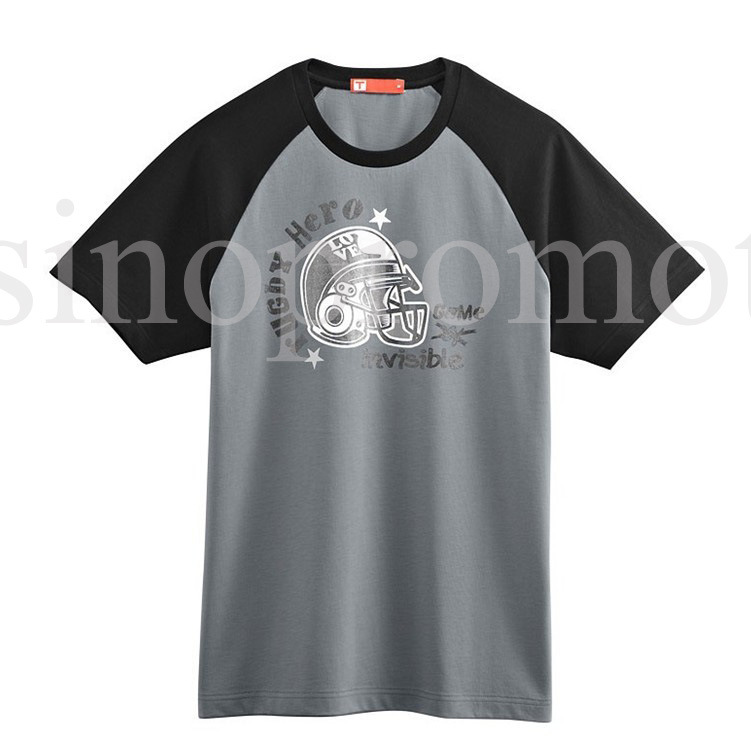Wholesale High Quality 100% Cotton T Shirt (ST014)
