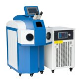 LED Industry Double Heads Laser Welding Machine