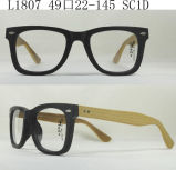 Acetate Wooden Optical Frame for Women (L1807-02)