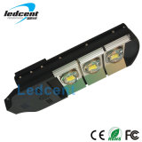 3 Module Changeable Configuration 165W White LED Street Light