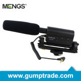 Mengs® Sgc-598 Camera Recording Microphone for Interviews and Photography (14130000501)