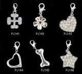 New Design OEM Enamel Pet Charm