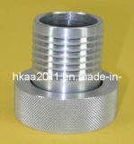 Customized Stainless Steel Hex Drive Screw Bolt, Threaded Reducing Bush