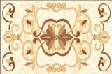 1200X1800mm Glod Glazed Ceramic Porcelain Polished Carpet Flooring Tile
