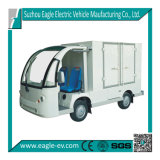 Electric Utility Vehicle, Eg6088t for Food Delivery Service, 72V 5kw, Automatic Drive