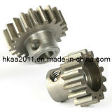 Profeesionally Custom Steel Nickel Plated RC Helicopter Motor Pinion Spur Differential Gears Partsfor RC Car