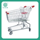 Grocery Shopping Carts for Fashion Mall with Baby Seats