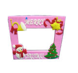 2015 Fancy Christmas Photo Frame