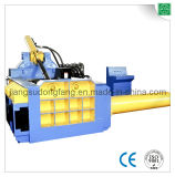New Manual Valve or PLC Control Metal Scrap Baler (CE)