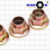 Steps Flange Nut