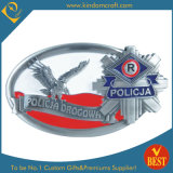 Personalized Eagle Shape Zinc Alloy Metal Belt Buckle