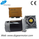 90V Compact DC Gear Motor with Ratio 1: 20