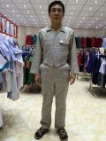 China 100% Polyester Working Coverall with Buckle at Waist (YH-129)
