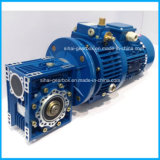 Nmrv Gearbox Gearmotor with Speed Variable
