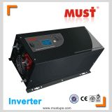 High Capacity Pure Sine Wave 1kw-6kw DC 12V/24V/48V Solar Inverter for Solar System