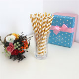 High Quality Party Supply Paper Drinking Straws