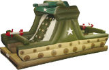 New Inflatable Tank Slide (SL-03an)