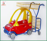 Kids Toy Trolley, Auto Shopping Trolley Cart (JT-E18)