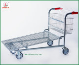 Folding Cargo Trolley Heavy Duty Logistic Cart (JT-E11)