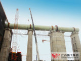 Rotary Kiln for Burning Lateritic-Nickel Ore / Ferro-Nickel Restoration Rotary Kiln / Industrial Rotary Kiln Machinery