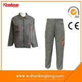 Latest Design Asia Garment Manufacturers Chemicals Mechanic Work Suit