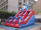 Inflatable Slide --En71, SGS, ISO