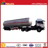 Fuel Tanker Semi Trailer with Stainless Steel Tank