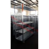 Tc1172, Flower Cart, Trolley Cart, Trolley Barrow, Farm Trolley, Plant Trolley, Transportation Trolley, Storage Cart, Nursery Trolley