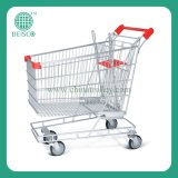 Hypermarket Shopping Cart with High Quality (JS-TAU)
