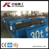 30t European Electric Open Winches