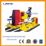 steel automatic pipe cutting machine