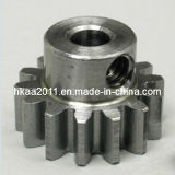 Custom Machining RC Helicopter Motor Pinion Gear