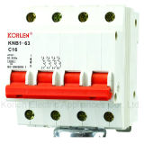 Knb1-63-Wg Mini Circuit Breaker (DZ47-63)