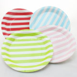 Party Products Paper Tableware Disposable Paper Plates