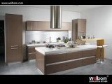 MDF Lacquer Kitchen Cabinet
