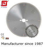 Adjustable Scoring Tct Tungsten Carbide Circular Saw Blade for Wood