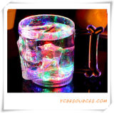2015 Color Changing Promotional LED Cup Colorful Pub Party Carnival LED Flashing Cups 285ml Colorful LED Flash Cup (DC24021)
