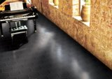 New Black Glazed Ceramic Hexagon Floor&Wall Tile/Lobby Decoration